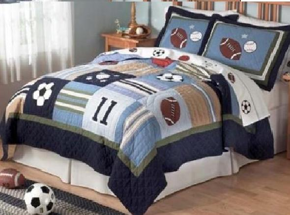 Baseball Bedrooms Design