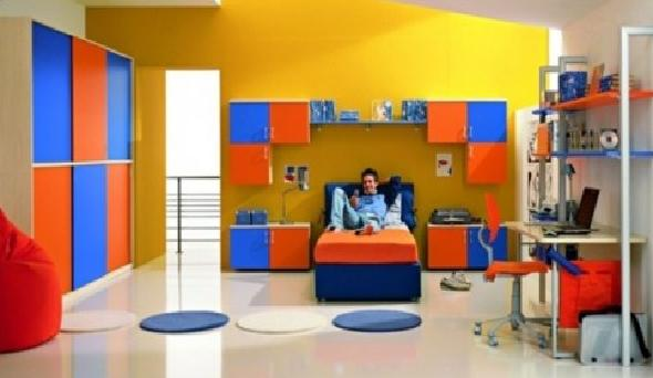Cool remodelling Teenage Boy Bedroom Design