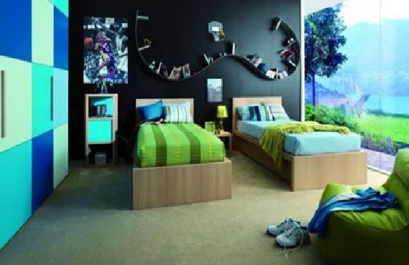 Dearkids Collection Teenage Boy Bedroom Design