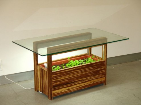 Innovative Ideas The Table Garden Design