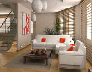 Modern Living Room Interior-Inspiration