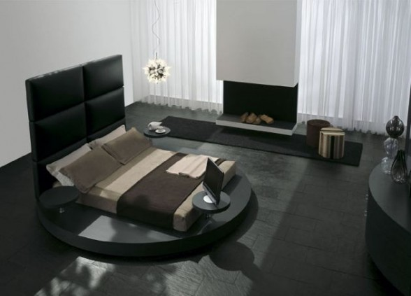 Presotto Italia Contemporary Bedroom