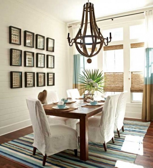 Dining Room Formal and Casual Design