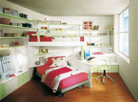 Awesome Children Bedroom Furniture Designs