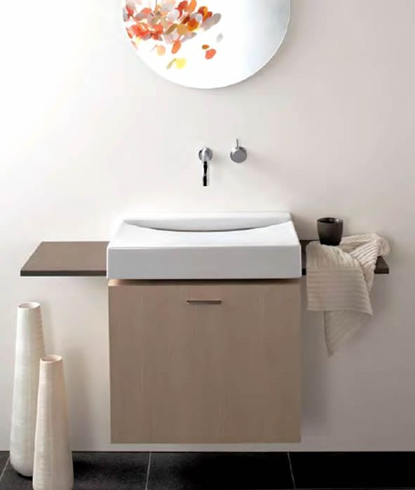 Bathroom Furniture Storage Cabinets Omvivo Motion Matt Timber