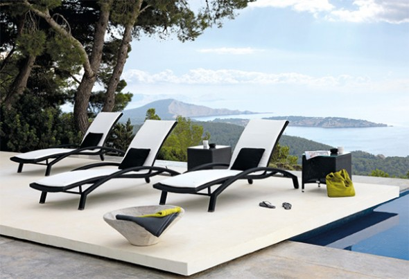 Charming Designs Furniture Relaxation Manutti