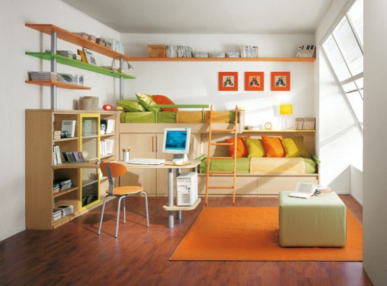 Colorful Kids Bedroom Furniture Designs And Bedroom Sets Ideas