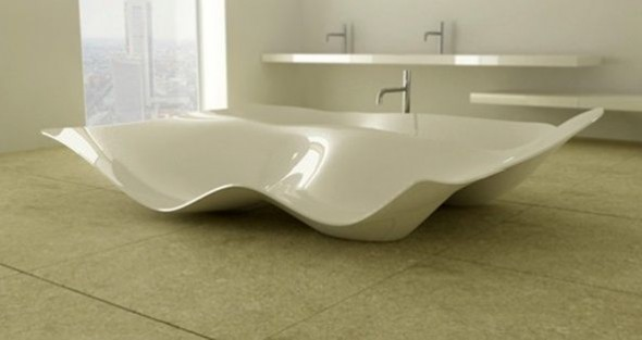 Contemporary Bathtubs Bathroom Furniture Brezza Zaaf Design Italy