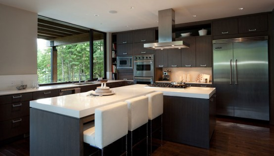 Contemporary Interior Kitchen Design By Kelly Deck