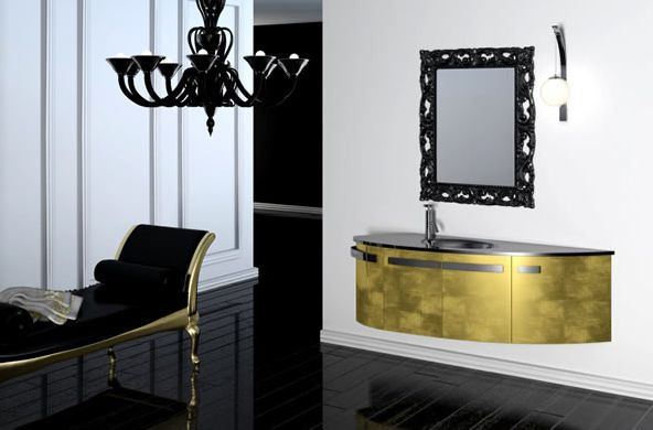 Modern Luxury Bathroom Design Luna