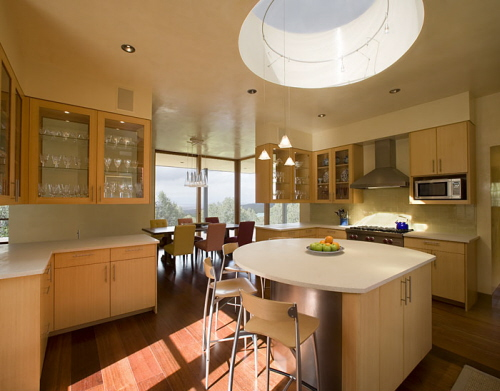 New Contemporary Kitchen Design in New Mexico