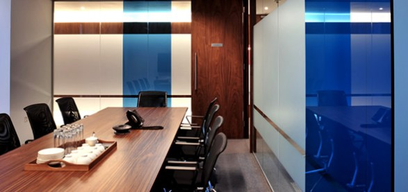 Office Interior Design Stenham Meeting Room