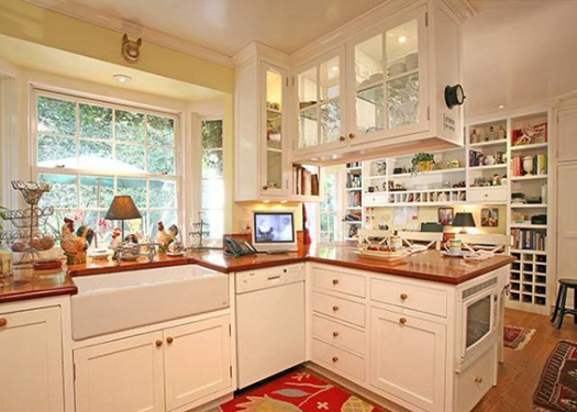 Taylor Swift Buys Beverly Hills Home-kitchen