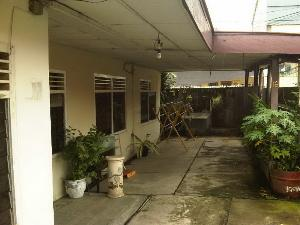 The house in Menteng Dalam Ever Occupied by Barack Obama-view