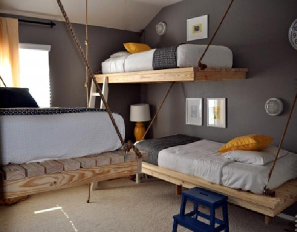 Three Boys Bedroom Furniture Image : Pictures & Photos | High ...