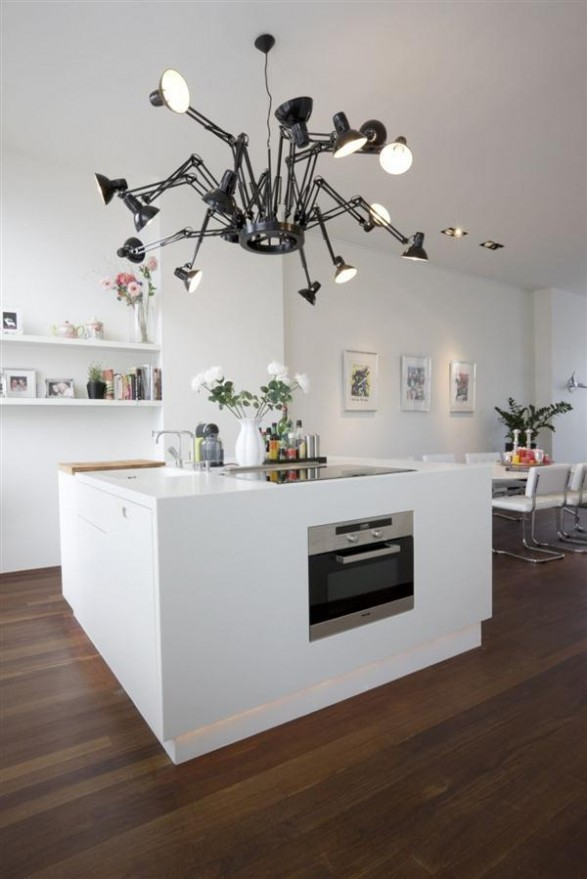 Wonderful kitchen Design by Hofman Dujardin Architects