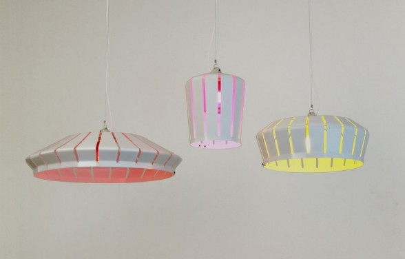 crown pendant lamp by formfjord