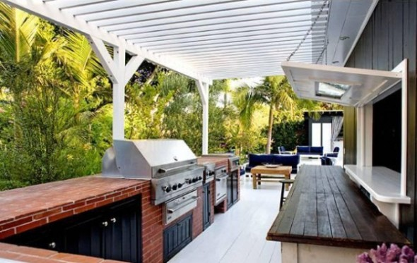 kitchen outdoor ideas
