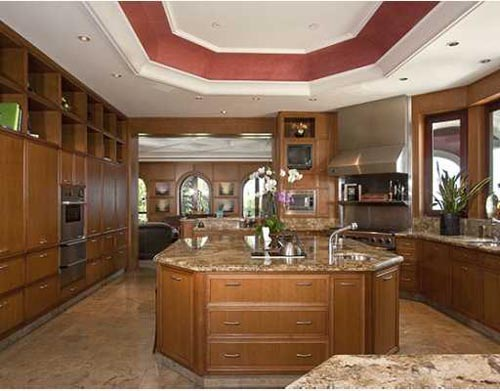 lebron james house interior
