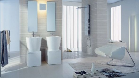 luxury bathroom axor