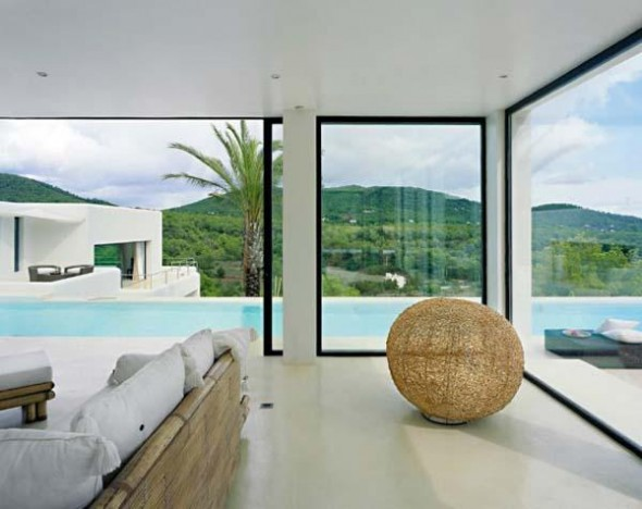 Amazing View from Ibiza Residence-swimming pool-living room