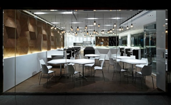 Cafe Image Ulso Tsang, Amazing Beautiful Fairwood Buddies Café in Hong Kong