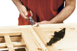 Classic Backyard Fence step 13, How To Build A Classic Backyard Fence