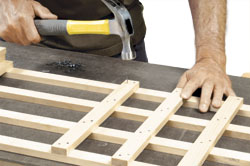 Classic Backyard Fence step 3, How To Build A Classic Backyard Fence