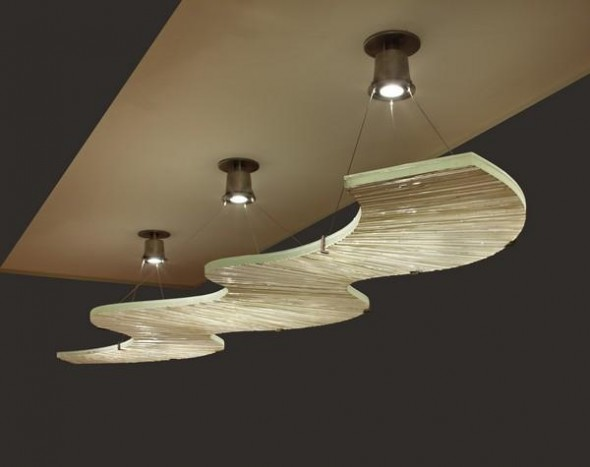 Lighting Effect of Max SKLI Pendant Lamp