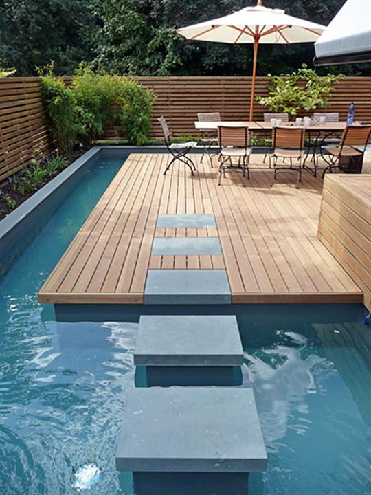 This Is An Outside Design House Minimalist Natural Spa Mini Exterior Home Swimming Pool Ideas Photos