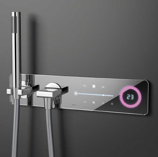Modern Luxury Digital Faucet e vision by Jado