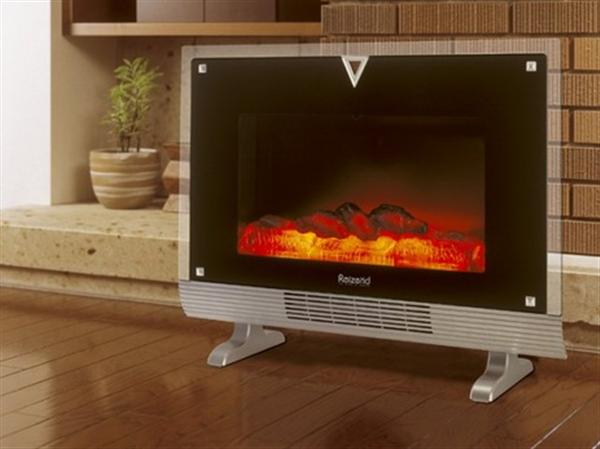 New Innovation Technology of Fireplace