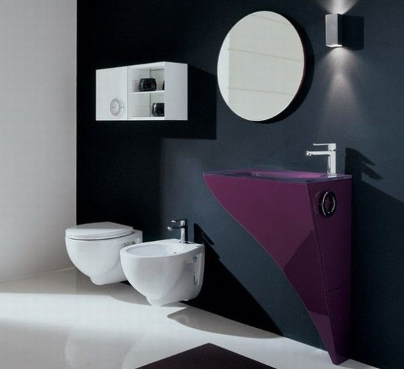 Bathroom Furniture Set Novello