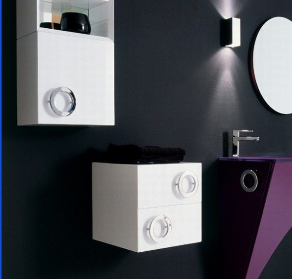 Bathroom Set Novello