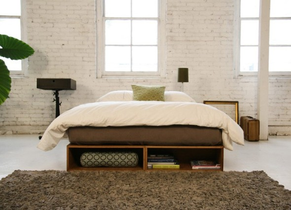 Bed Buden Platform from Bamboo