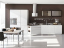 Chic Modern Kitchen Cabinets by Stosa