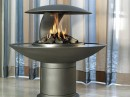 Contemporary Fireplaces with Sleek Design
