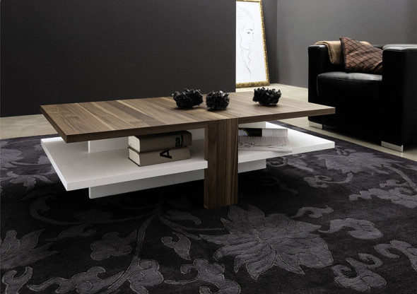 Detail CT-130 Coffee Table by Hulsta