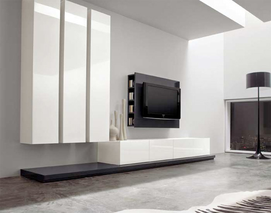 Glamour Furniture system by Dall Agnese