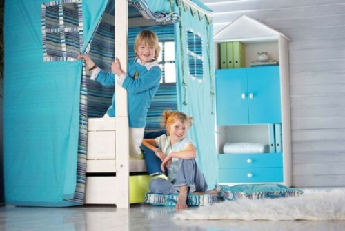 Kids Room Beds Time