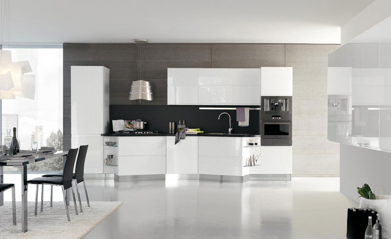 Kitchen Cabinets by Stosa