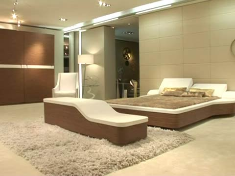 Marina Bedroom with Bed Frame