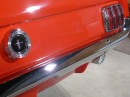 Rear ford mustang pool table