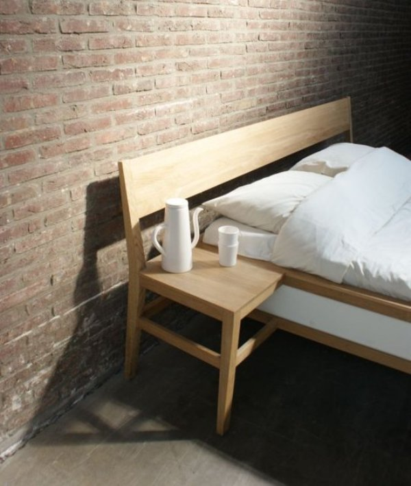 Simple Design a Bed by Mieke Meijer