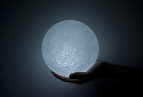 Stunning LED Moon Light by Nosigner