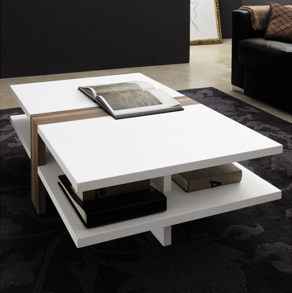 Stylish CT-130 Coffee Table by Hulsta