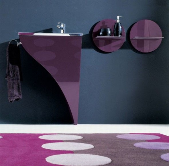 carpet bathroom by Novello Interior