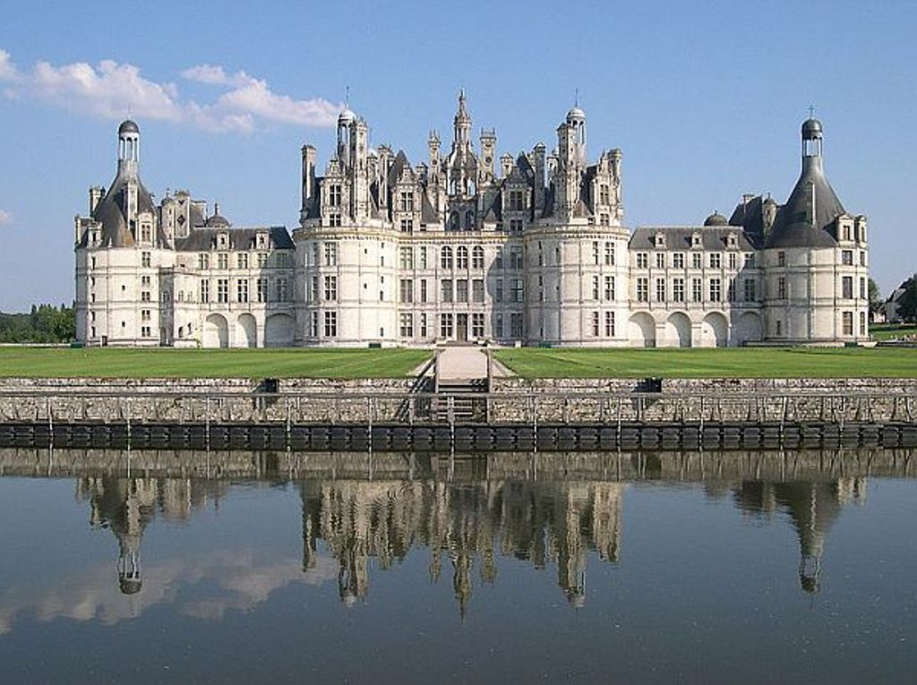 Chateau de Chambord France