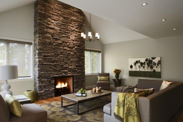 Contemporary House Natural Palette