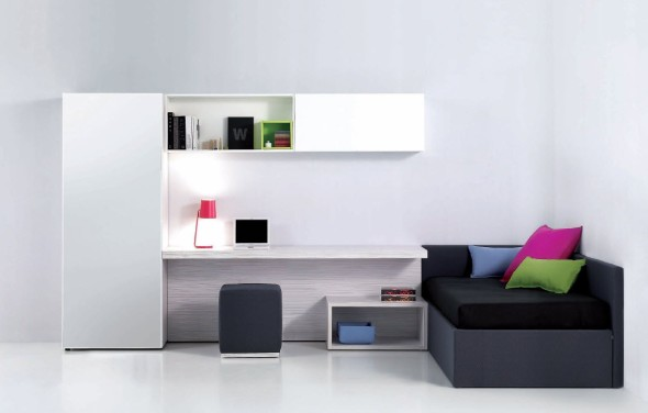 Contemporary Teen Bedroom Decor Ideas
